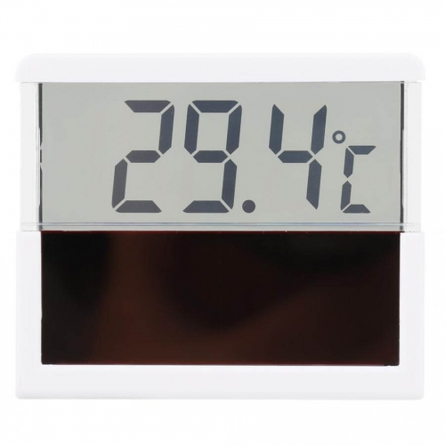 Solar-Digitalthermometer